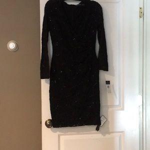Ralph Lauren Dress size 10. Never worn, $194.00.